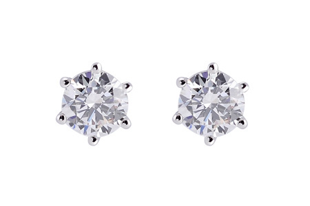 C056-03579: EARRINGS 1.04 TW