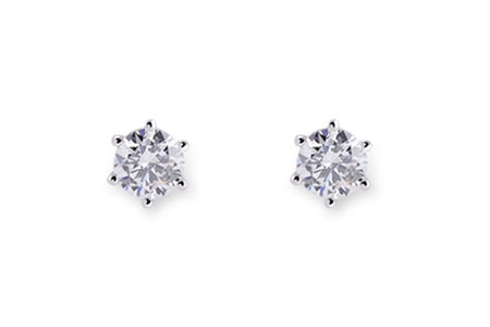 F056-03588: EARRINGS .33 TW