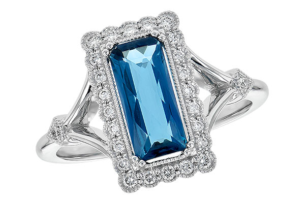 M245-15442: LDS RG 1.58 LONDON BLUE TOPAZ 1.75 TGW