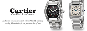 Cartier Certified Pre-Owned
